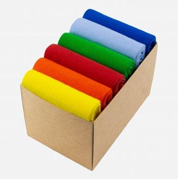 Набор коротких носков Lapas 6P-220COL 6 пар Разноцветный M