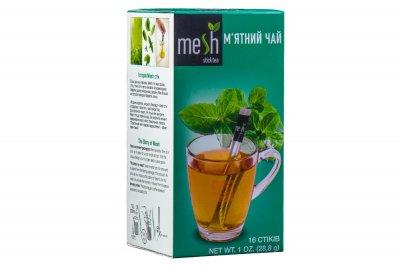 М'ятний чай Mesh 16 стіків