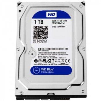 """Жорстку диск 3.5"""" 1TB WD (#WD10EZRZ-FR#)"""