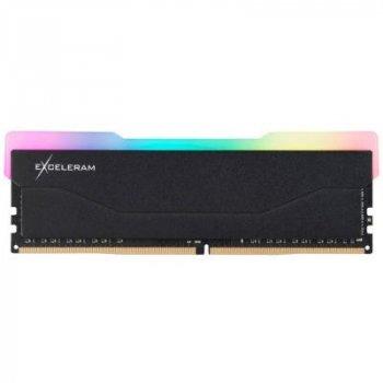 Модуль пам'яті для комп'ютера DDR4 16GB 3000 MHz RGB X2 Series Black eXceleram (ERX2B416306C)