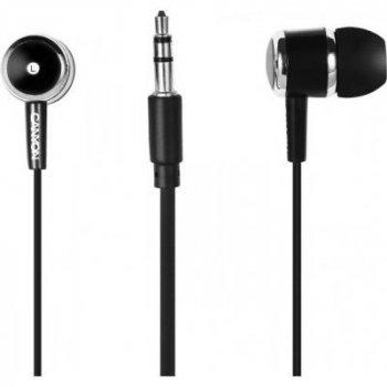 Навушники CANYON Black (CNE-CEPM01B)