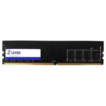 Модуль памяти для компьютера DDR4 4GB 2400 MHz LEVEN (JR4U2400172408-4M / JR4UL2400172408-4M)
