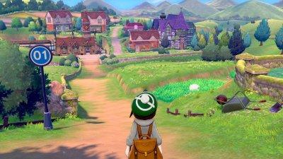 Pokemon Shield (англійська версія) Nintendo Switch