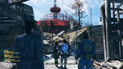 Fallout 76 (російські субтитри) PS4