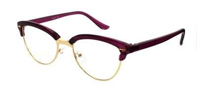 Очки для чтения женские Vesta 19311C31 (+2.00) сиреневые