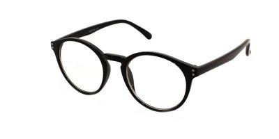 Очки для коррекции зрения пластиковая оправа Vesta 18502С1 (+3.50) круглые