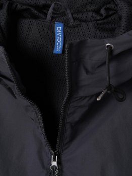 Ветровка H&M 5999450-AAAD Черная