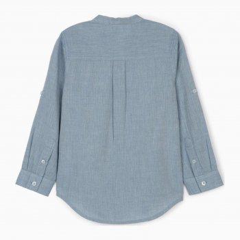 Рубашка Zippy ZB0301_487_30 Синяя