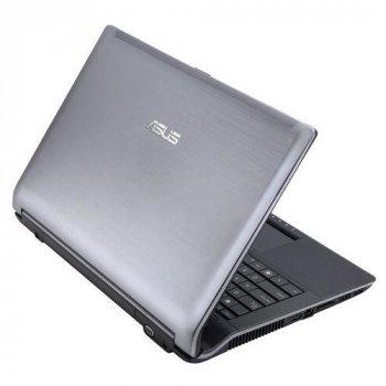 Б/у Ноутбук ASUS N53S / Intel Core i7-2670QM / 4 Гб / HDD 320 Гб / Класс B (не работает батарея)