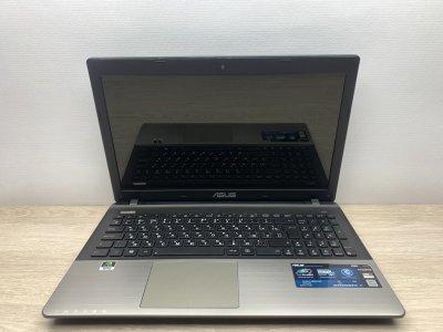 Б/у Ноутбук Asus A55 / Intel Core i5-3320M / 8 Гб / SSD 120 Гб + HDD 1 Тб / Класс B