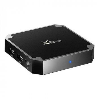 TV приставка Amlogic X96 MINI S905W 1GB RAM 8GB ROM Черная (gr_014827)
