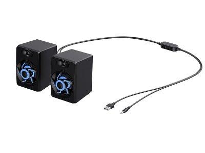 Ігрові колонки HAVIT HV-SK706 USB, 2,0