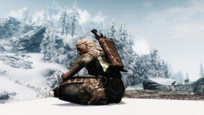 Игра The Elder Scrolls V: Skyrim – Legendary Edition для ПК (Ключ активации Steam)