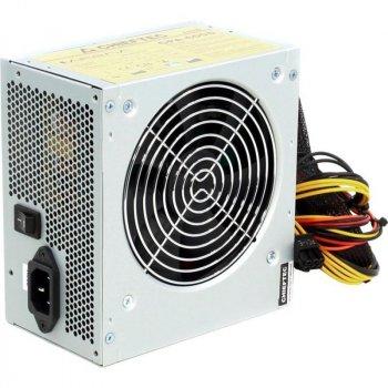 Блок живлення Chieftec GPA-600S; ATX 2.3, APFC, 12cm fan, ККД >80%, bulk