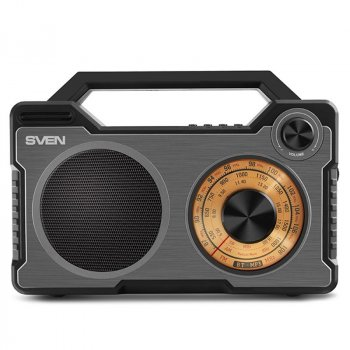 Радіоприймач Sven SRP-755 Black