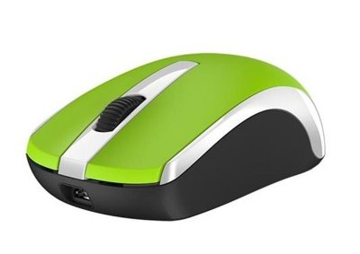 Миша бездротова Genius ECO-8100 (31030010408) USB Green