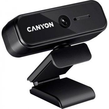 Веб-камера Canyon CNE-HWC2N Black