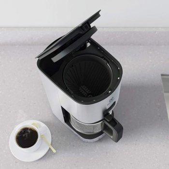 Кофеварка капельная Electrolux E4CM1-4ST 1080 Вт