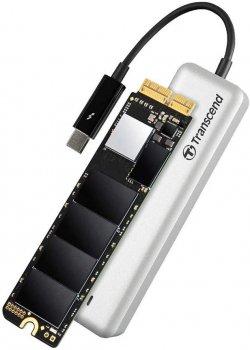 Transcend JetDrive 855 480GB M.2 Thunderbolt PCIe 3.0 x4 3D NAND TLC для Apple (TS480GJDM855)