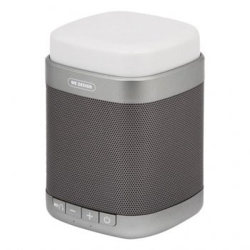 Bluetooth акустика сірий Fuly WK SP390
