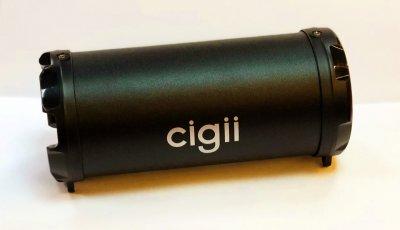 Портативна Bluetooth колонка Cigii S41B, бездротовий динамік, акустика,чорний