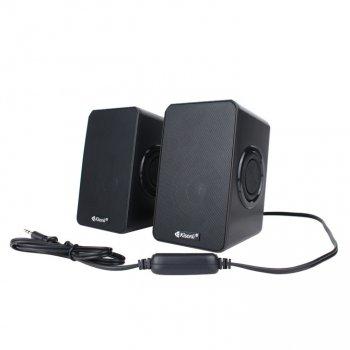 Колонки для ПК Kisonli T-013, динамики для компьютера, домашняя аудиосистема, акустика, черный
