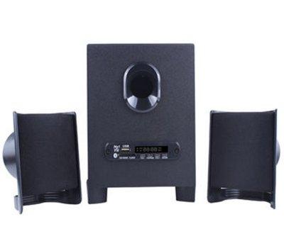 Колонки для ПК Kisonli TM-6000U, динамики для компьютера, домашняя аудиосистема, акустика, черный