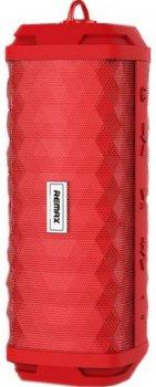 Колонка акустическая Desktop Speaker RB-M12 red Remax 150032