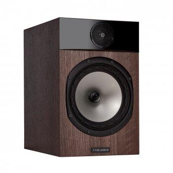 Полична акустика Fyne Audio F301 Walnut