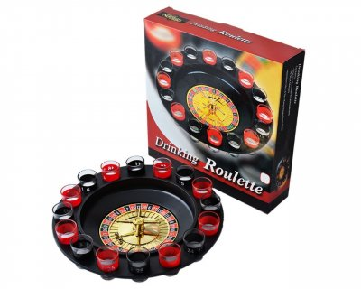 Настільна гра Алко Рулетка Roulette 16 чарок (066-p)