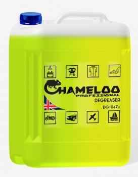 Професійний засіб проти всіх видів жирових забруднень TM CHAMELOO PROFESSIONAL DEGREASER 5л