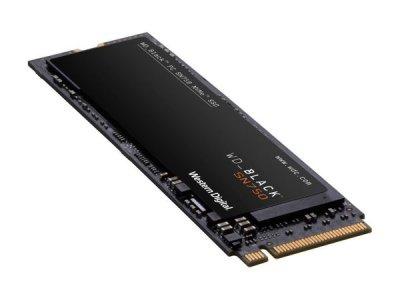 SSD Western Digital WD BLACK SN750 500GB WDS500G3X0C M. 2 NVMe PCIe 3.0 x4