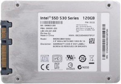 "Накопитель SSD 120GB Intel 530 2.5"" SATAIII MLC (SSDSC2BW120A4) Refurbished"