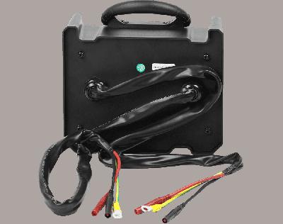 Блок для параллельного подключения генераторов KS PU1