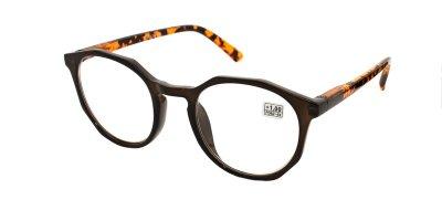 Очки для коррекции зрения пластиковая оправа Vesta 19307С2 (+1.00)