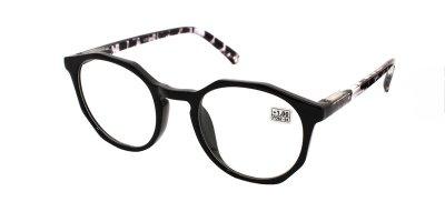 Очки для коррекции зрения пластиковая оправа Vesta 19307С3 (+1.00)