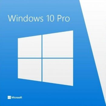 MS Windows 10 Professional 64-bit Eng Intl 1pk DSP OEI DVD (FQC-08929)