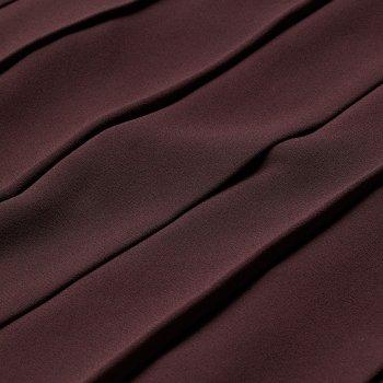 Юбка H&M 8565512sm Темно-сливовая