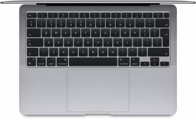 "Ноутбук Apple MacBook Air 13"" M1 256GB 2020 (Z1240004P) Space Gray"