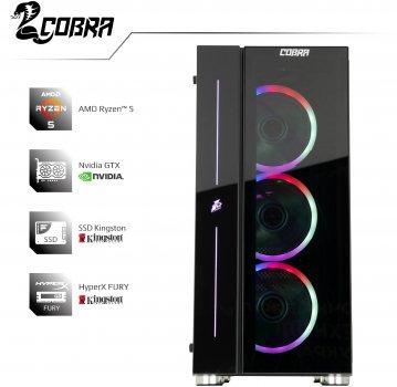 Комп'ютер Cobra Advanced A35X.8.H1S4.166S.813