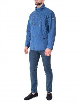 Куртка вітровка чоловіча BUGATTI 59080 360 21 Синій
