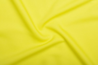 Ткань Трикотаж Джерси (подкладочный) светложелтый пог. м. (8214)
