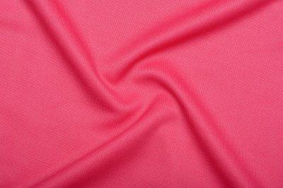 Ткань Трикотаж Джерси (подкладочный) малиновый пог. м. (6192)