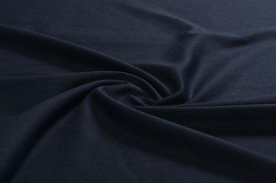 Ткань Трикотаж Джерси Итальяно синий пог. м. (10785)