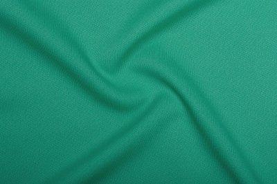 Ткань Трикотаж Джерси (подкладочный) изумрудный пог. м. (6922)