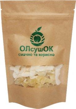 Мікс ОЛсушОК цукати з ананаса та кокосові чипси 80 г (4820252920057)