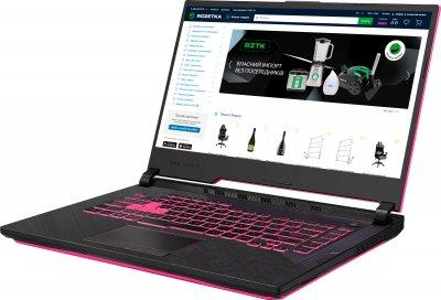 Ноутбук Asus ROG Strix G15 G512LI-HN075 (90NR0383-M02820) Electro Punk