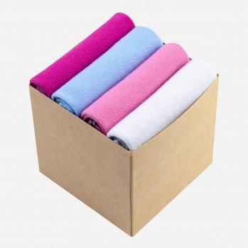 Набор коротких носков Lapas 4P-220-543 (4 пары) Разноцветный M