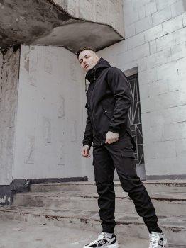 Спортивный костюм IBR Softshell 1586881886 Черный
