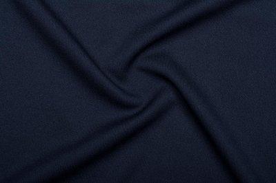 Ткань Трикотаж Джерси (подкладочный) синий пог. м. (7632)